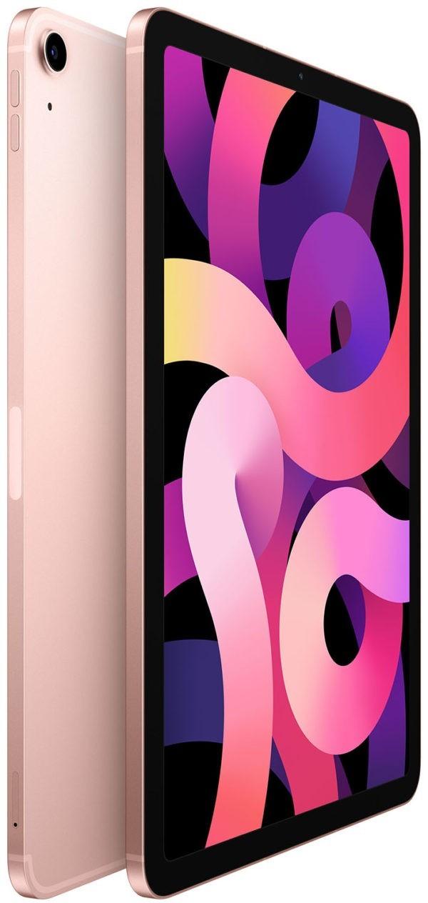Apple iPad Air 2020 Wi-Fi + Cellular 64GB Rose Gold (MYJ02, MYGY2) - ТвойGadget