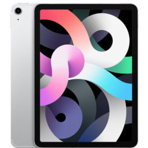 Apple iPad Air 2020 Wi-Fi + Cellular 256GB Silver (MYJ42, MYH42) - ТвойGadget