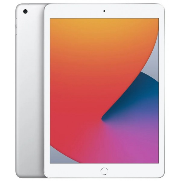 Apple iPad 10.2 2020 Wi-Fi 128GB Silver (MYLE2) - ТвойGadget