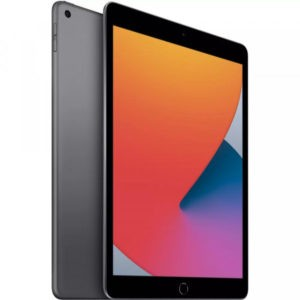 Apple iPad 10.2 2020 Wi-Fi + Cellular 128GB Space Gray (MYML2, MYN72) - ТвойGadget