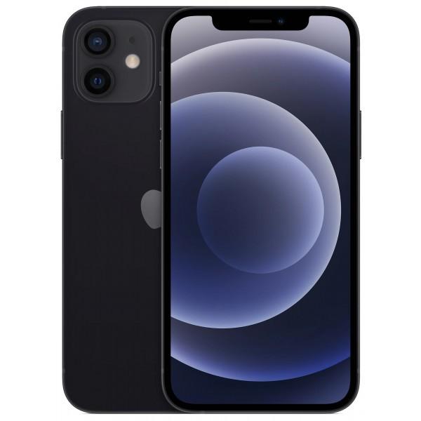 Apple iPhone 12 128GB Dual Sim Black (MGGU3) - ТвойGadget