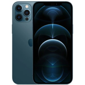 Apple iPhone 12 Pro Max 128GB Dual Sim Pacific Blue (MGC33) - ТвойGadget