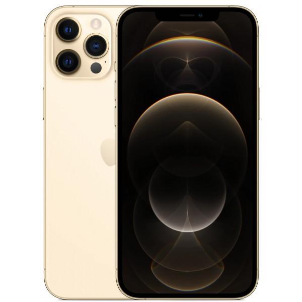 Apple iPhone 12 Pro Max 256GB Gold (MGDE3) - ТвойGadget