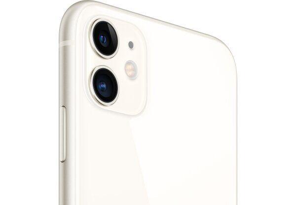 Apple iPhone 11 64GB White (MWL82) [OPEN BOX] - ТвойGadget