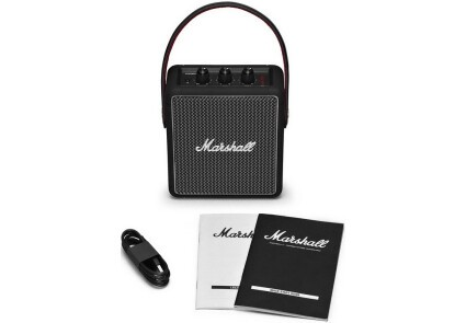 Marshall Stockwell II Black (1001898) - ТвойGadget