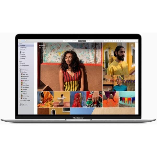 Apple MacBook Air 13″ Silver 2020 (MWTK2) [OPEN BOX] - ТвойGadget