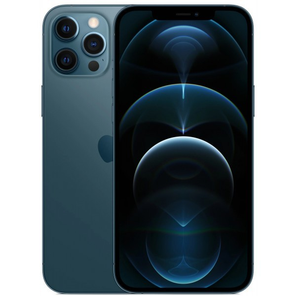 Apple iPhone 12 Pro Max 128GB Pacific Blue (MGDA3) [OPEN BOX] - ТвойGadget