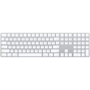 Клавіатура Apple Magic Keyboard with Numeric Keypad (MQ052) - ТвойGadget