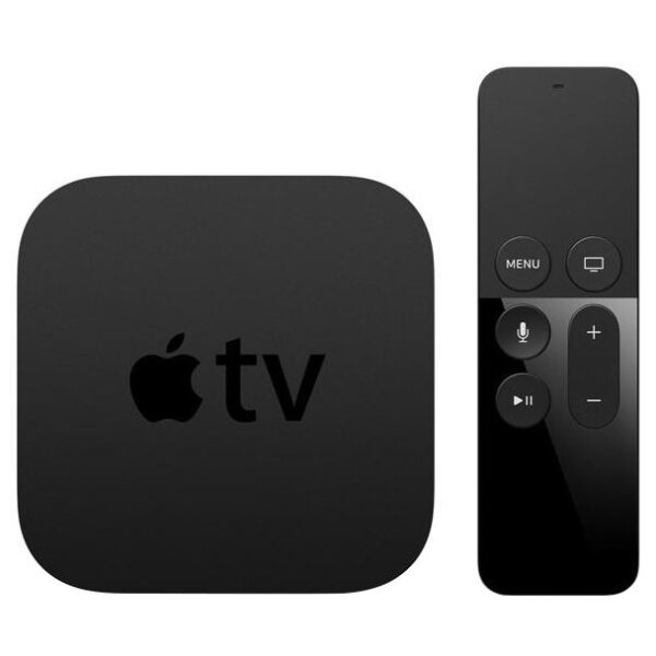 Стаціонарний медіаплеєр Apple TV 4K 64GB (MP7P2) - ТвойGadget