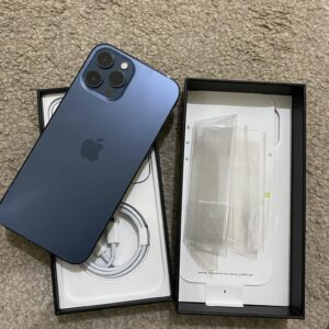 Apple iPhone 12 Pro 512GB Pacific Blue (MGMX3/MGM43) состояние – А - ТвойGadget