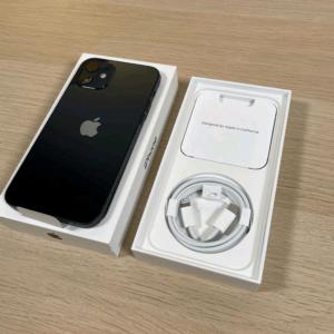 Apple iPhone 12 64GB Black (MGJ53/MGH63) состояние – А - ТвойGadget