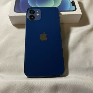 Apple iPhone 12 256GB Blue (MGJK3/MGHL3) состояние – А - ТвойGadget