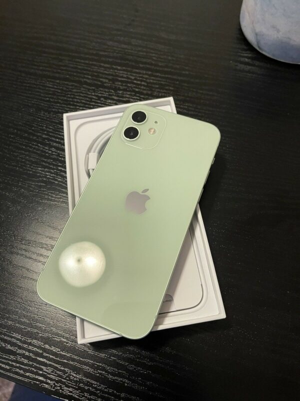 Apple iPhone 12 256GB Green (MGJL3/MGHM3) состояние – А - ТвойGadget