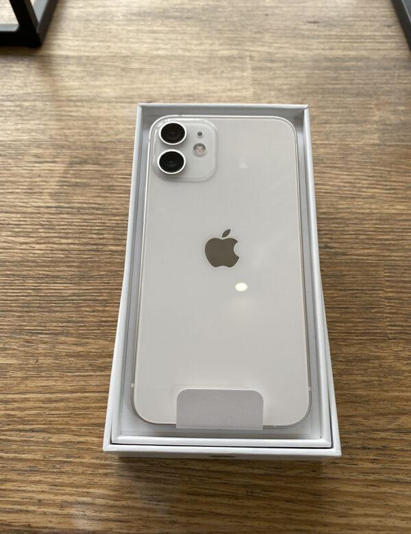Apple iPhone 12 64GB White (MGJ63/MGH73) Б/У состояние – А - ТвойGadget