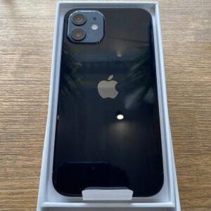 Apple iPhone 12 64GB Black (MGJ53/MGH63) Б/У состояние — А - ТвойGadget