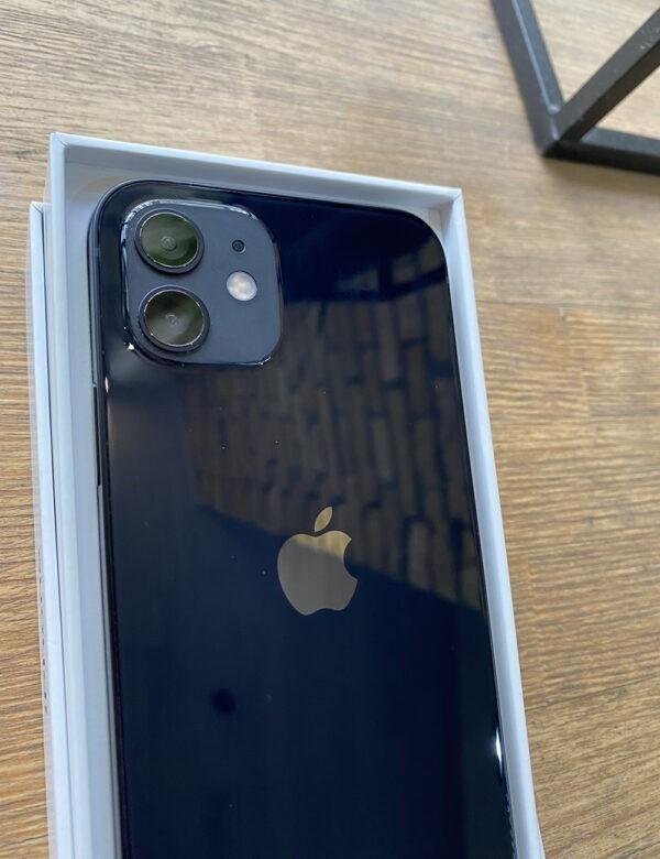 Apple iPhone 12 64GB Black (MGJ53/MGH63) Б/У состояние – А - ТвойGadget