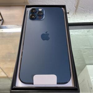 Apple iPhone 12 Pro Max 128GB Pacific Blue (MGDA3) Б/У состояние — А - ТвойGadget