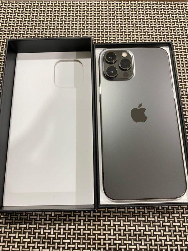 Apple iPhone 12 Pro Max 128GB Graphite (MGD73) состояние – А - ТвойGadget