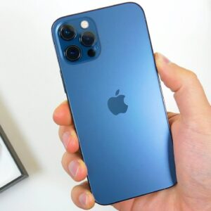 Apple iPhone 12 Pro 256GB Pacific Blue (MGMT3/MGLW3) состояние – А - ТвойGadget