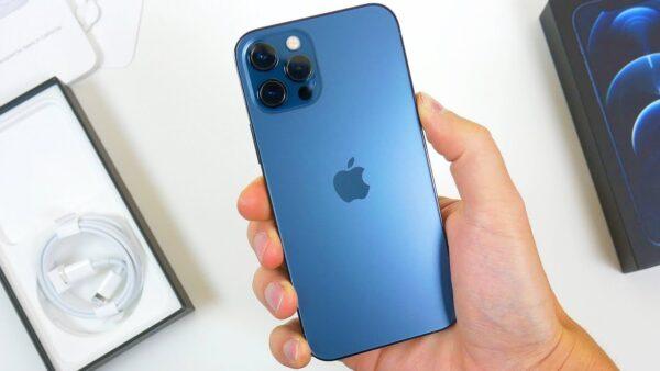 Apple iPhone 12 Pro 256GB Pacific Blue (MGMT3/MGLW3) Б/У состояние — А - ТвойGadget
