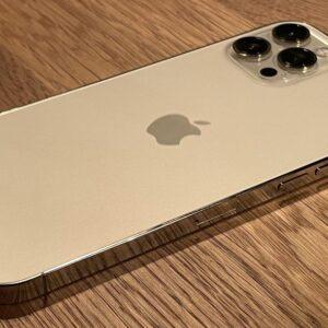 Apple iPhone 12 Pro Max 128GB Gold (MGD93) Б/У состояние – А - ТвойGadget