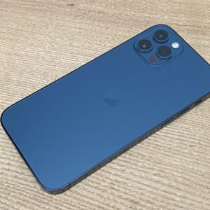 Apple iPhone 12 Pro Max 128GB Pacific Blue (MGDA3) Б/У состояние – А - ТвойGadget
