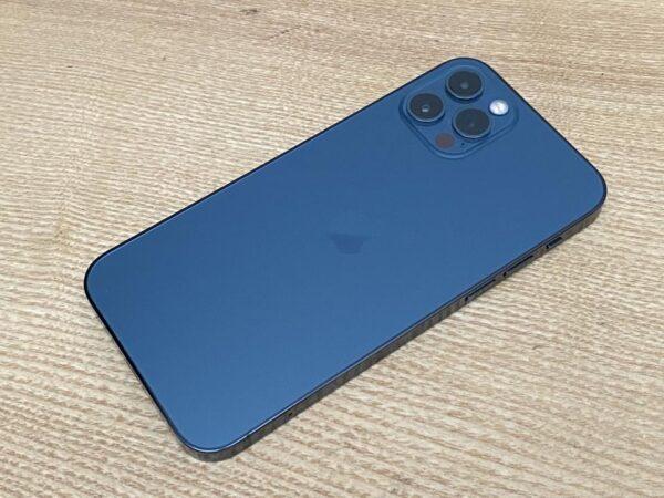 Apple iPhone 12 Pro Max 128GB Pacific Blue (MGDA3) состояние – А - ТвойGadget