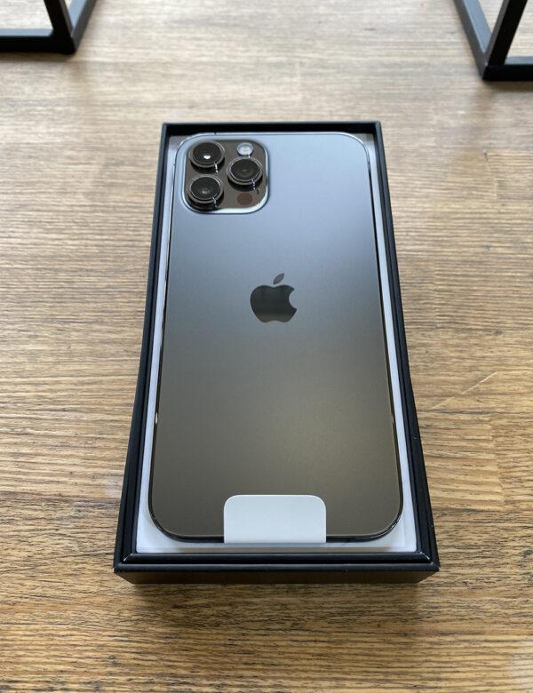 Apple iPhone 12 Pro Max 256GB Graphite (MGDC3) Б/У состояние – А - ТвойGadget