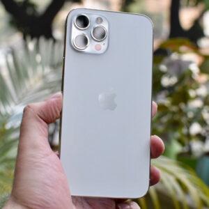 Apple iPhone 12 Pro Max 256GB Silver (MGDD3) Б/У состояние – А - ТвойGadget