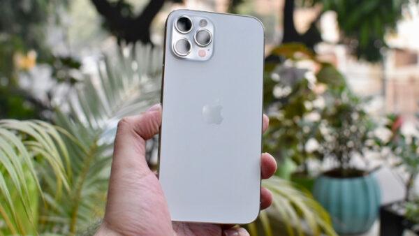 Apple iPhone 12 Pro Max 256GB Silver (MGDD3) состояние – А - ТвойGadget