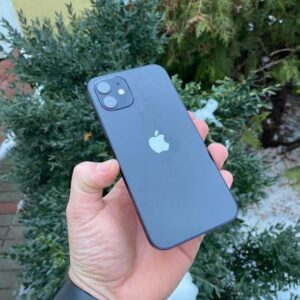 Apple iPhone 12 128GB Black (MGJA3/MGHC3) состояние – А - ТвойGadget