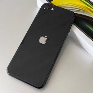 Apple iPhone SE 2020 128GB Black (MXD02/MXCW2) Б/У состояние — А - ТвойGadget