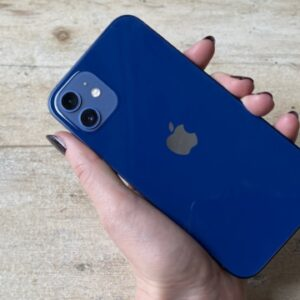 Apple iPhone 12 128GB Blue (MGJE3/MGHF3) состояние – А - ТвойGadget