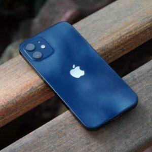 Apple iPhone 12 64GB Blue (MGJ83/MGH93) состояние – А - ТвойGadget