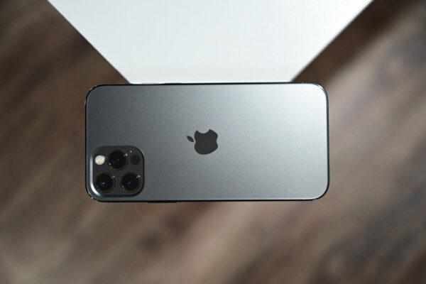 Apple iPhone 12 Pro 256GB Graphite (MGMP3/MGLT3) состояние – А - ТвойGadget