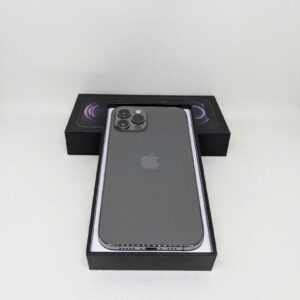 Apple iPhone 12 Pro 128GB Graphite (MGMK3/MGLN3) состояние – А - ТвойGadget