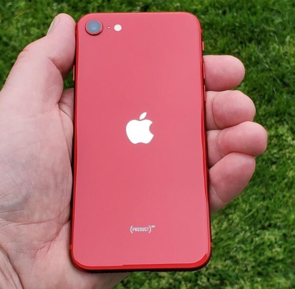 Apple iPhone SE 2020 256GB Product Red (MXVV2/MXVR2) состояние – А - ТвойGadget