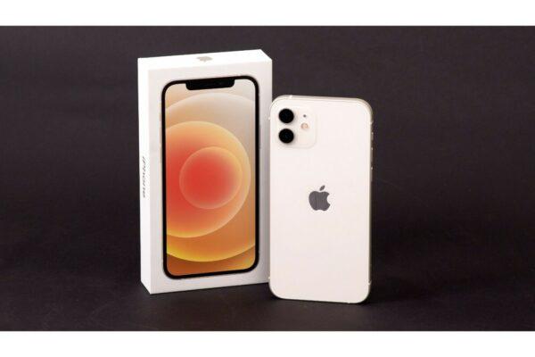 Apple iPhone 12 256GB White (MGJH3/MGHJ3) Б/У состояние — А - ТвойGadget