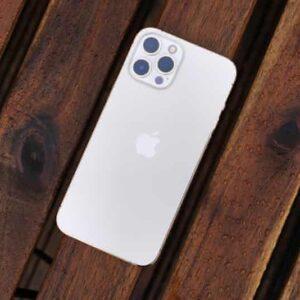 Apple iPhone 12 Pro Max 128GB Silver (MGD83) Б/У состояние – А - ТвойGadget