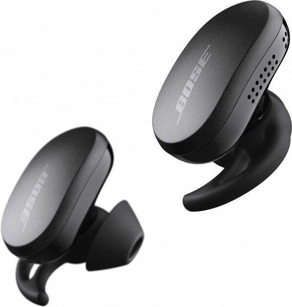 """TWS (""""полностью беспроводные"""") Bose QuietComfort Earbuds Triple Black 831262-0010 - ТвойGadget"""
