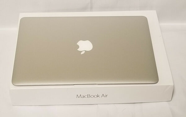 Apple MacBook Air 13″ (Z0UU3) 2017 Б/У состояние – А - ТвойGadget