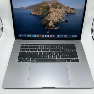 Apple MacBook Pro 15″ Space Gray (MPTR2) 2017 Б/У состояние – А - ТвойGadget