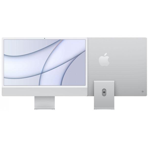 Apple iMac 24″ M1 7 GPU Silver (MGTF3) 2021 - ТвойGadget