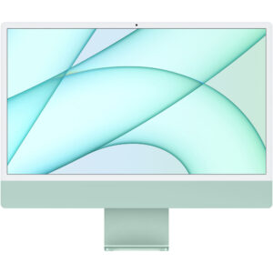 Apple iMac 24″ M1 7 GPU Green (MJV83) 2021 - ТвойGadget