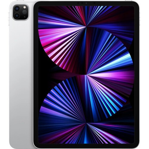 Apple iPad Pro 11″ Wi-Fi 512GB M1 Silver (MHQX3) 2021 - ТвойGadget