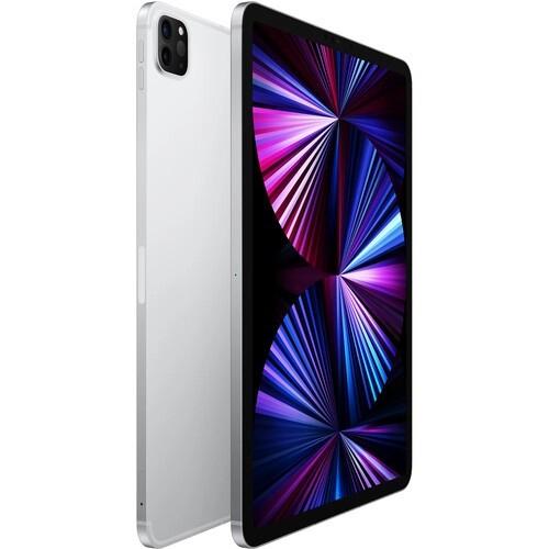 Apple iPad Pro 12.9″ Wi-Fi + Cellular 1TB M1 Silver (MHRC3) 2021 - ТвойGadget