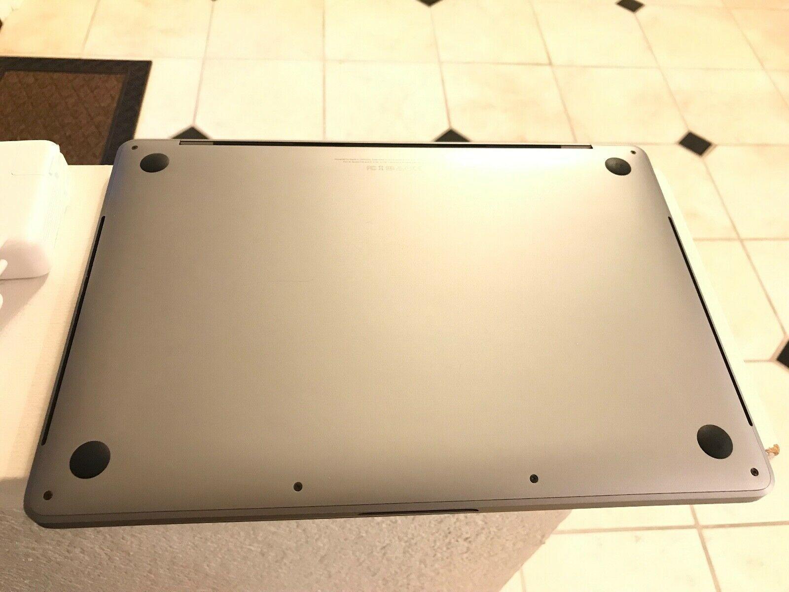 Apple MacBook Pro 13″ Space Gray 2018 (MR9Q2, 5R9Q2) Б/У состояние – А - ТвойGadget