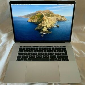 Apple MacBook Pro 15″ Silver 2018 (MR962, 5R962) Б/У состояние – А - ТвойGadget