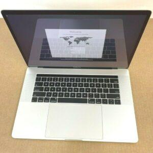 Apple MacBook Pro 15″ Silver 2018 (MR972) Б/У состояние – А - ТвойGadget