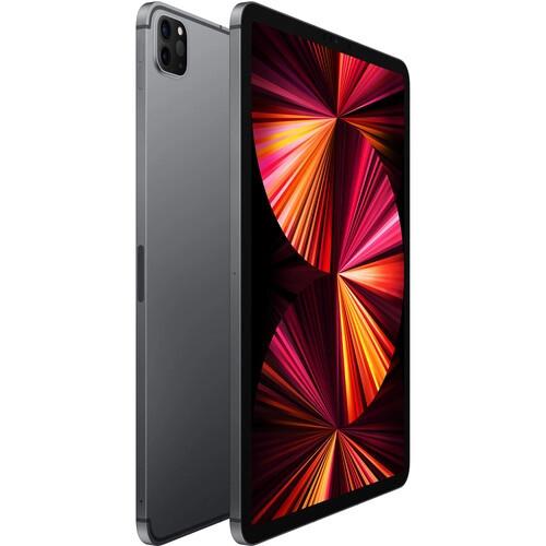Apple iPad Pro 11″ Wi-Fi 256GB M1 Space Gray (MHQU3) 2021 - ТвойGadget